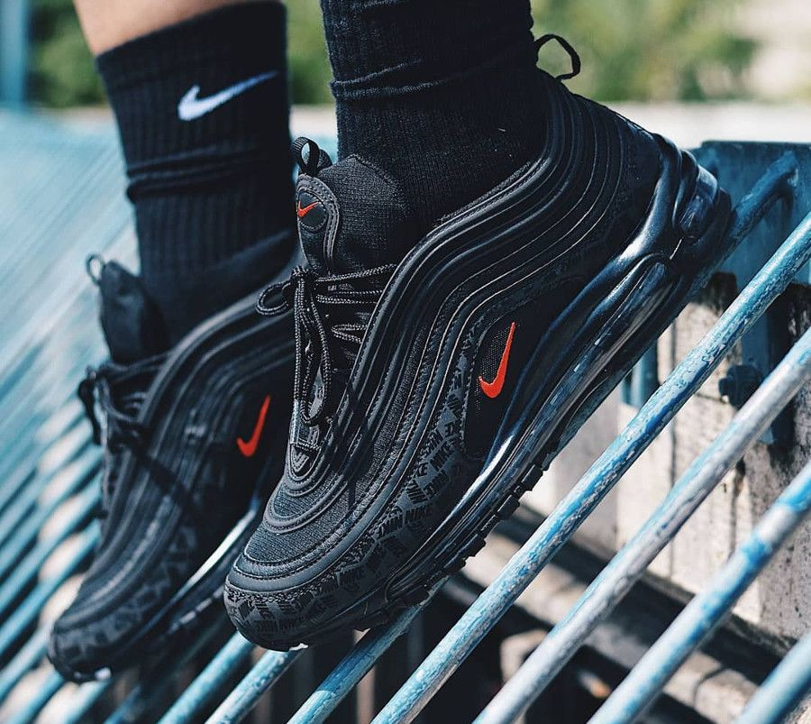Que valent les Nike Air Max 97 Reflective Logo Bred & White