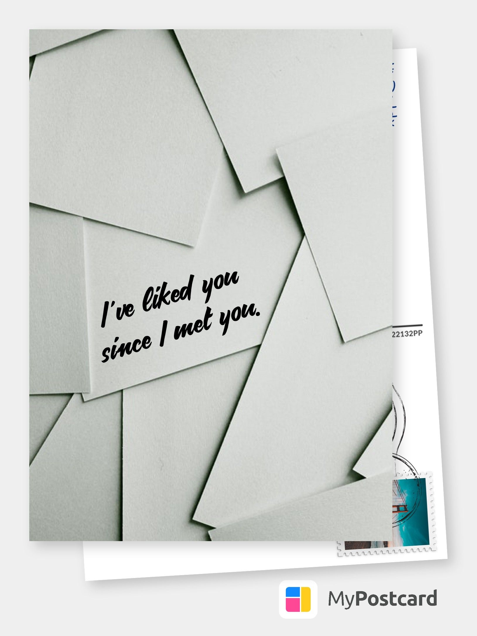 I´ve liked you since I met you.   Love Cards & Quotes 🌹💌   Send ...