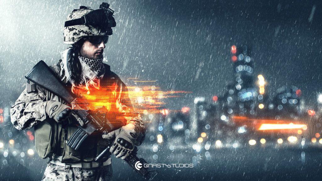 Battlefield 4 Wallpaper Digital Fan Artwork Battlefield 4