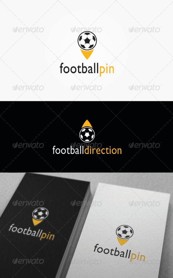 Footballpin Logo