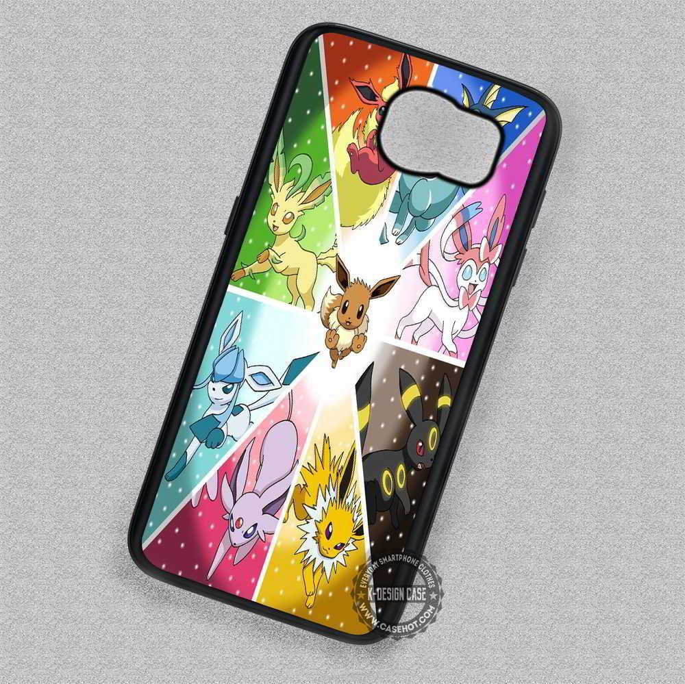 best website 35ccf 4a896 Pokemon x y Eevee Evolution Umbreon Espeon Flareon - Samsung Galaxy ...