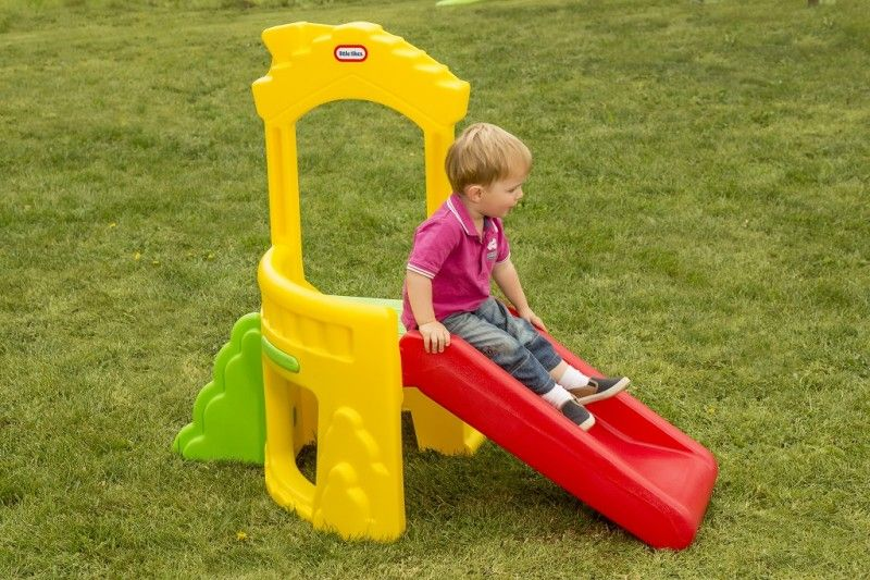 Climb 'n Slide Playhouse Play houses, Little tikes, Play gym