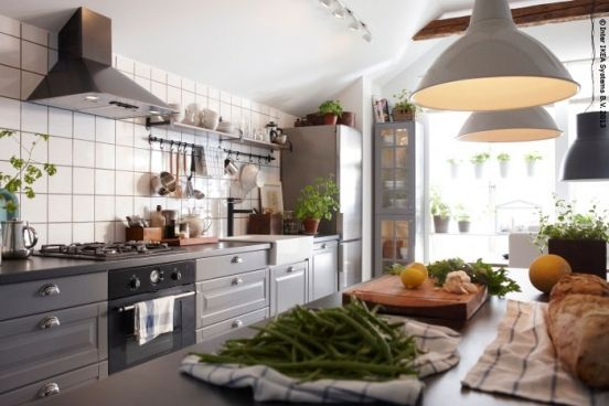 Keuken Ikea Open : Een open keuken ikea family home keuken ikea