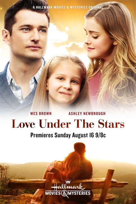 Wes Brown Stars In Love Under The Stars With Images Family Movies Hallmark Movies Romantic Comedy Movies