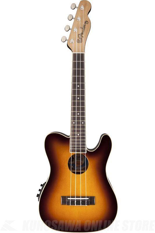 FenderAcoustic / Ukulele '52, Rosewood Fingerboard, 2-Color Sunburst