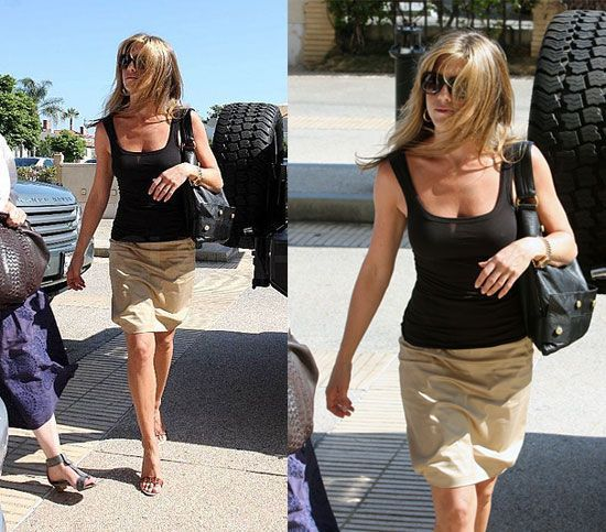 Image Result For Jennifer Aniston Casual Style 2017 If I Had Style Pinterest Casual Styles