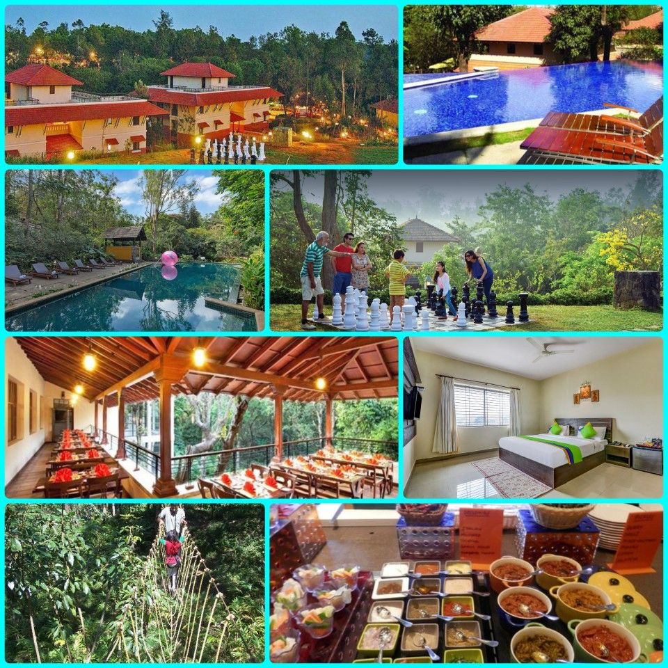 Club Mahindra Madikeri Resort In Coorg Https Renghaholidays Com Packages 101 Coorg Tour 3n 4d Ma Resort Outdoor Decor Decor