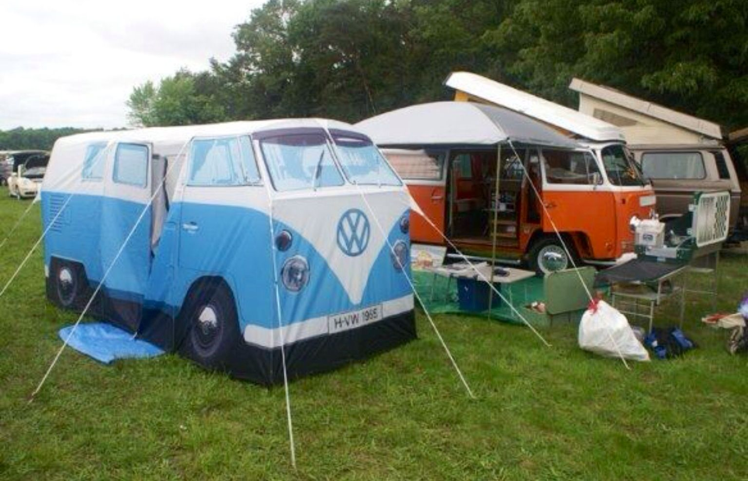 Epic c&er van tents : vw bus tents - memphite.com