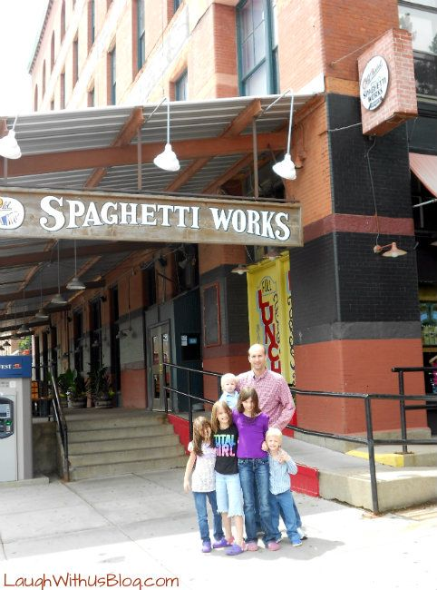 Old Market Spaghetti Works Omaha Restaurantsomaha