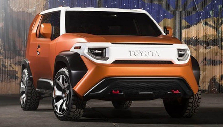تويوتا اف تي 4 أكس خليفة اف جي كروزر المستقبلية موقع ويلز Toyota Concept Car Toyota Fj Cruiser Toyota