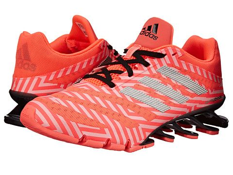 Womens Shoes adidas Running Springblade Ignite Flash Red/Black/Semi Night Flash