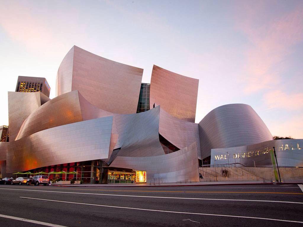 Walt Disney Concert Hall Gehry Architecture Frank Gehry Frank Gehry Architecture