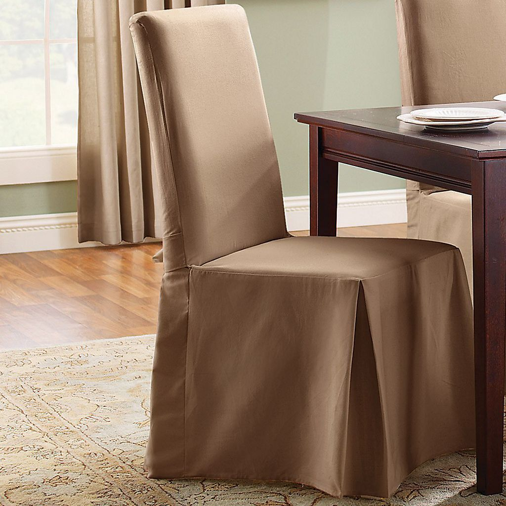 Sure Fit Dining Chair Slipcover Slipcovers For Chairs