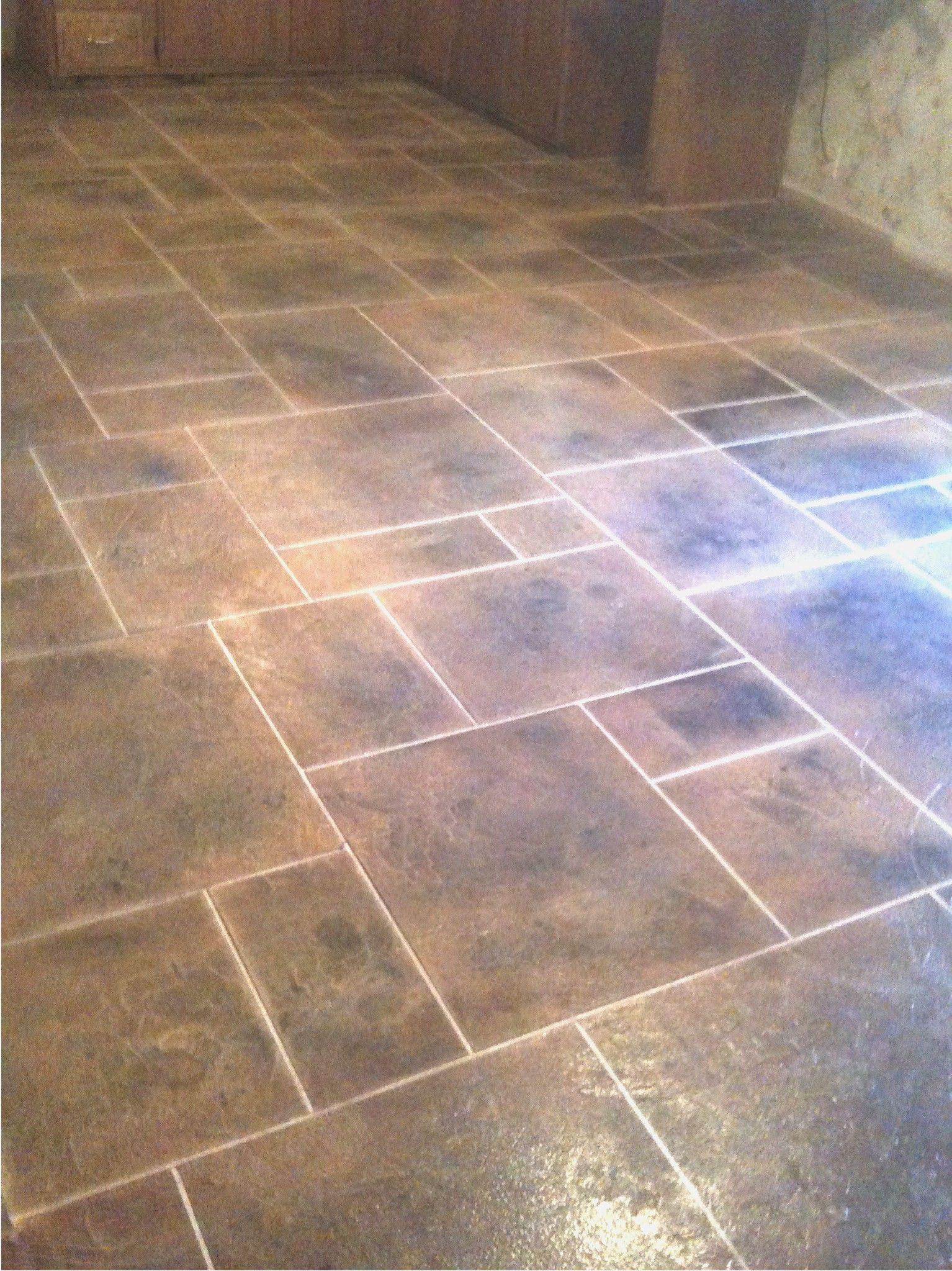 Types Of Flooring For Kitchen Kitchen Floor Tile Patterns