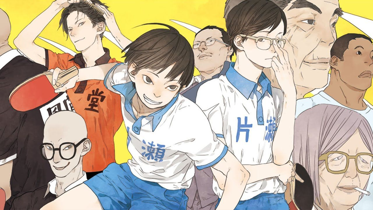 ping pong the animation anime best