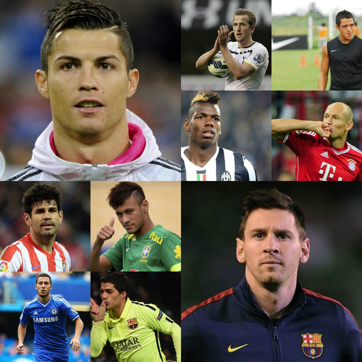 BEST YOUNG EUROPEAN PLAYERS 201415 Players