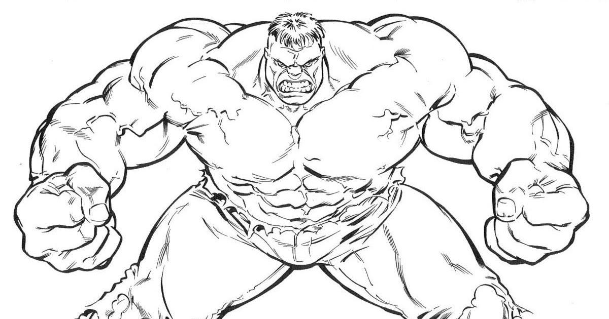 Incredible Hulk Coloring Pages Hulk Coloring Pages Avengers Printable Incredible Hulk Coloring Page For Kids Superhero 25 Di 2020 Incredible Hulk Avengers Drawing