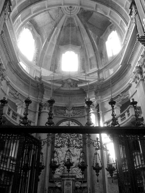 Victorian gothic architecture interior design Dark Paradise