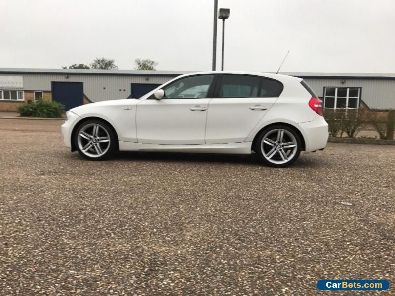 Car For Sale Bmw 116i M Sport 2009 5 Door A3 Golf