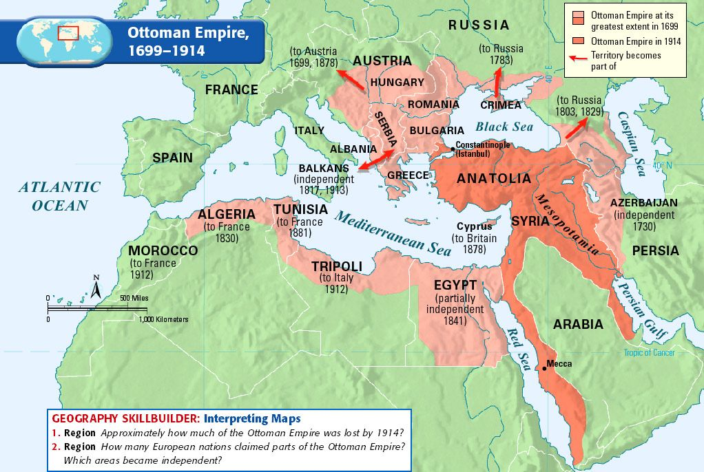 Ottoman Empire Map 1914 Yahoo Image Search Results Information