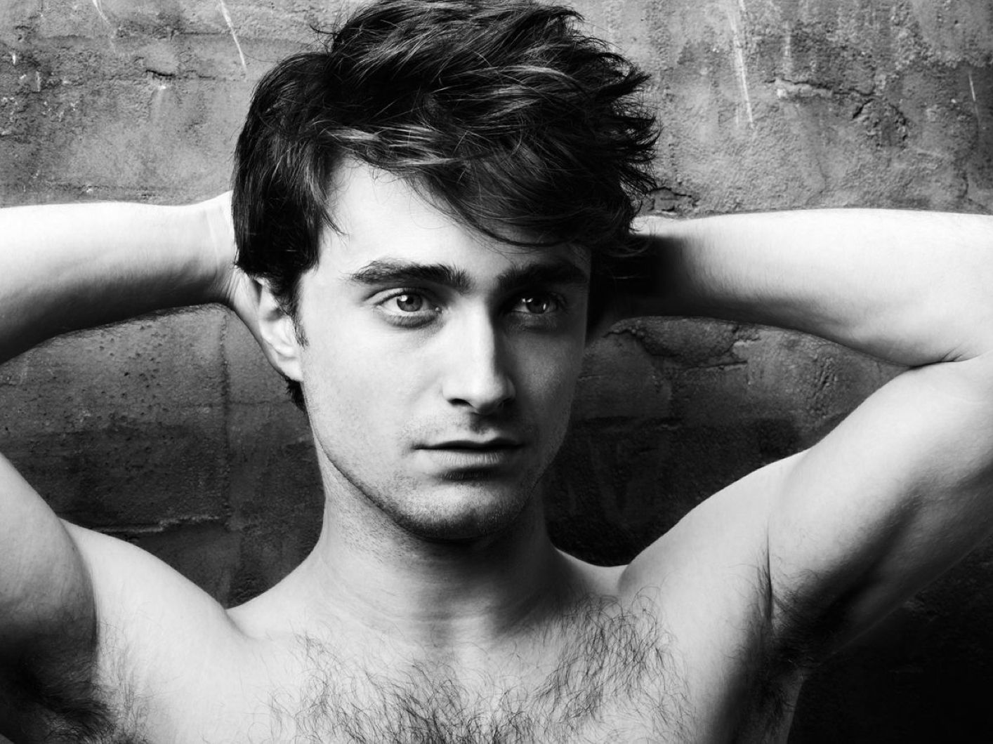 Picture about daniel jacob radcliffe all about man and male - Hd Wallpaper And Background Photos Of Warrick Saint Photoshoot For Fans Of Daniel Radcliffe Images