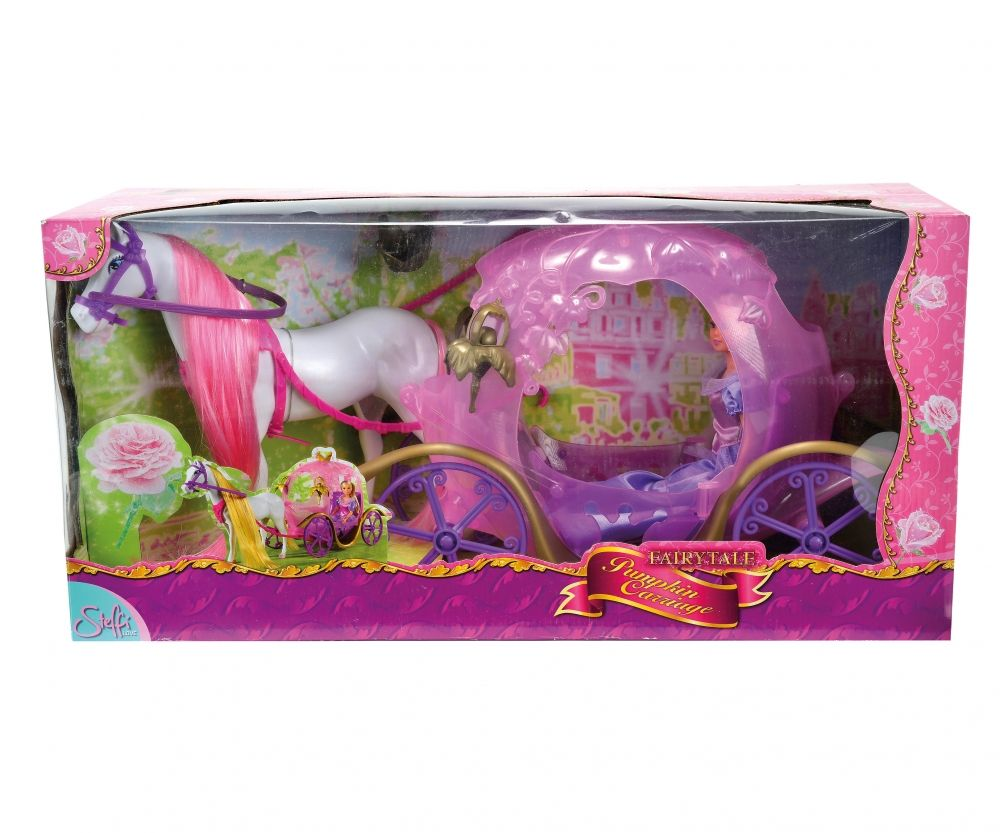 Steffi LOVE Fairytale Pumpkin Carriage