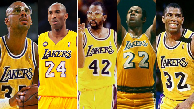 The Greatest Minneapolis Laker Of All Time Starts Off These Rankings Mikan Played Eight Seasons With The Lakers And Is Often Vie Los Angeles Lakers Lakers Nba