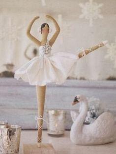 Moldes para hacer muñeca bailarina ~ cositasconmesh