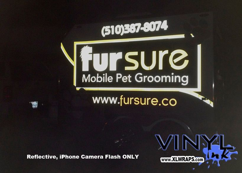 image regarding 3m Printable Vinyl titled This trailer was wrapped within just 3M Matte Gray Metal with