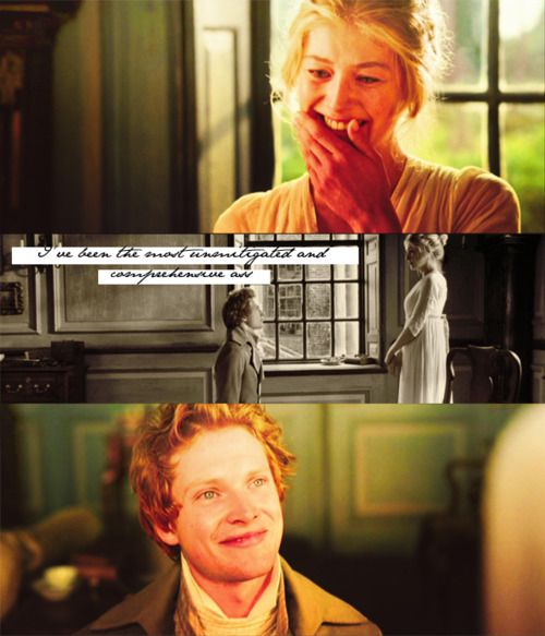 Jane & Mr. Bingley That Awkward Moment When Your Job