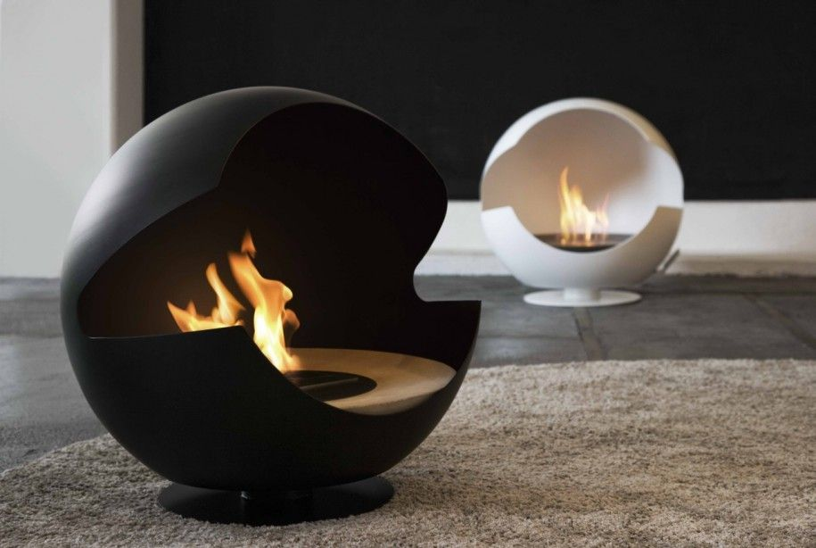 Charmant Portable Fireplace Indoor Electric