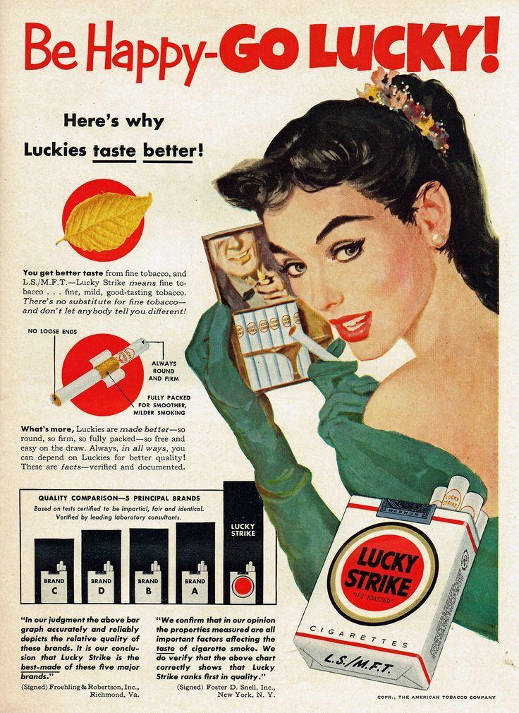 vintage kool cigarette ads - Google Search | Sleazeballs ...