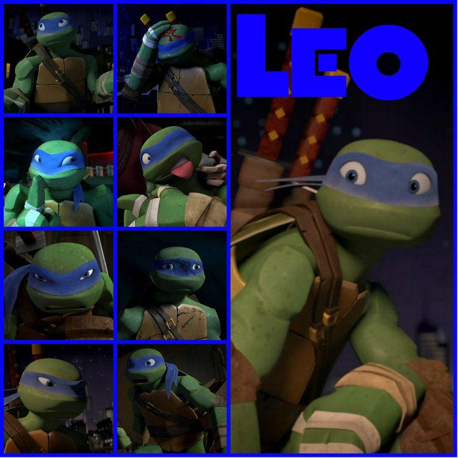 Images For Tmnt 2012 Leonardo Wallpaper