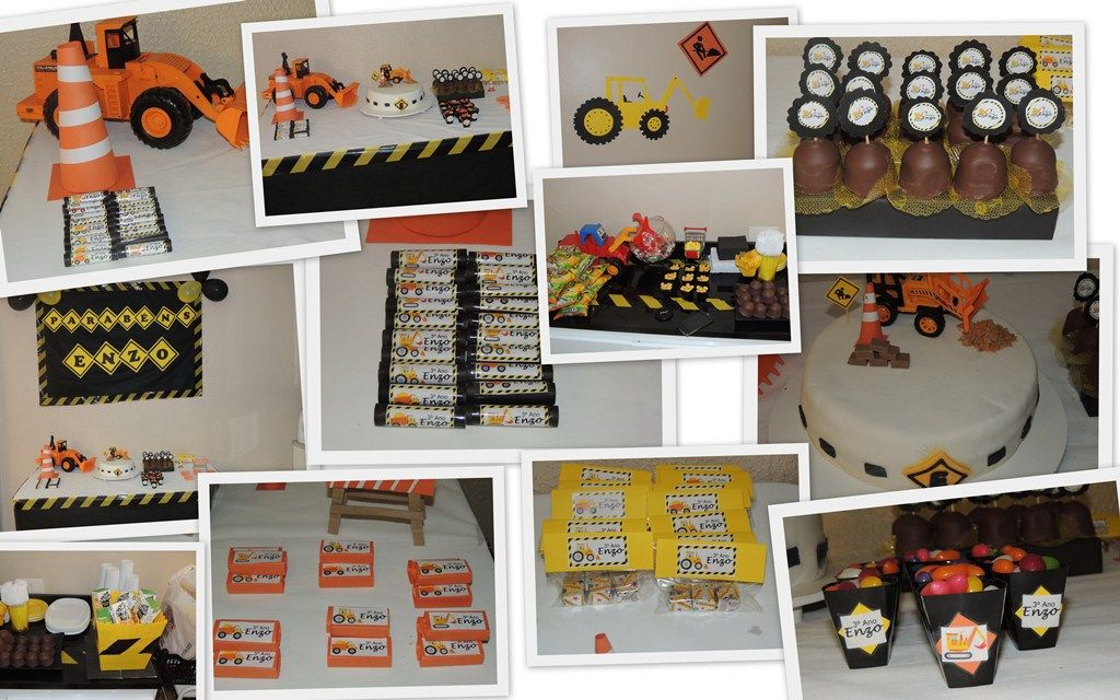 party, trator, festa improvisada, diy, tractor,