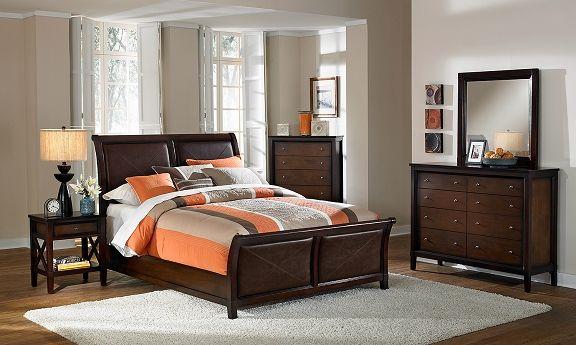 Urban Living II Bedroom Collection - Furniture-Queen Bed $49999
