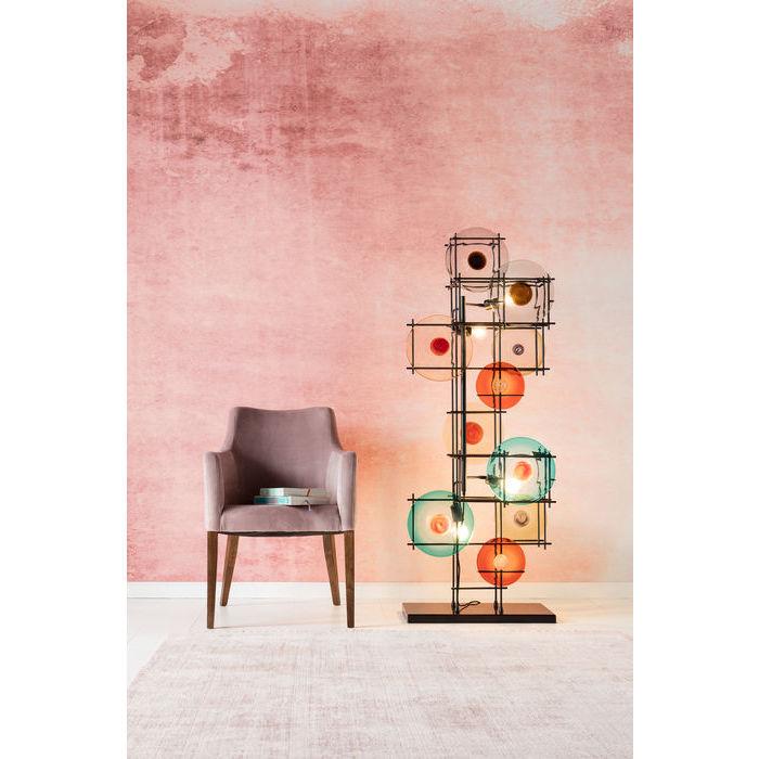 Lampara Pie Disk Colore Kare Design Floor Lamp New Furniture Design