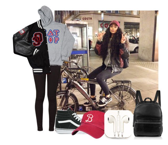 """""""#637"""" by babygyal09 ❤ liked on Polyvore featuring American Apparel, Vans, Opening Ceremony, Elizabeth and James, Billabong and PhunkeeTree"""