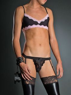 submission men trans Lingerie