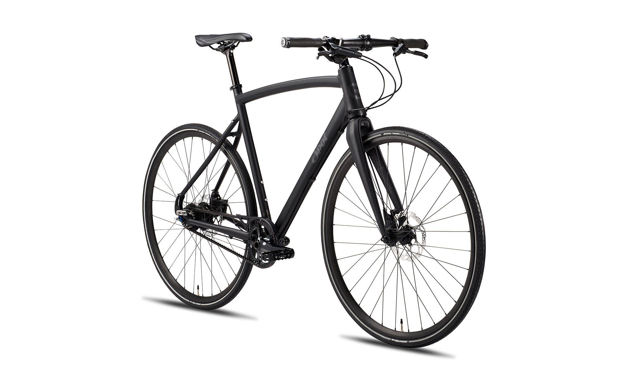Ajax Spot Low Maintenance Commuter Fahrrad