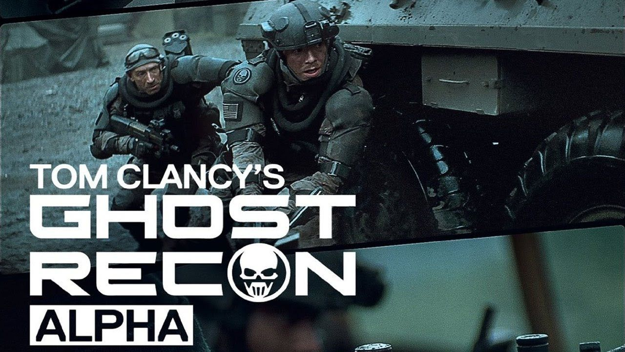 Tom Clancy S Ghost Recon Alpha The Movie Free Download Tom Clancy Ghost Recon Free Movies Ghost