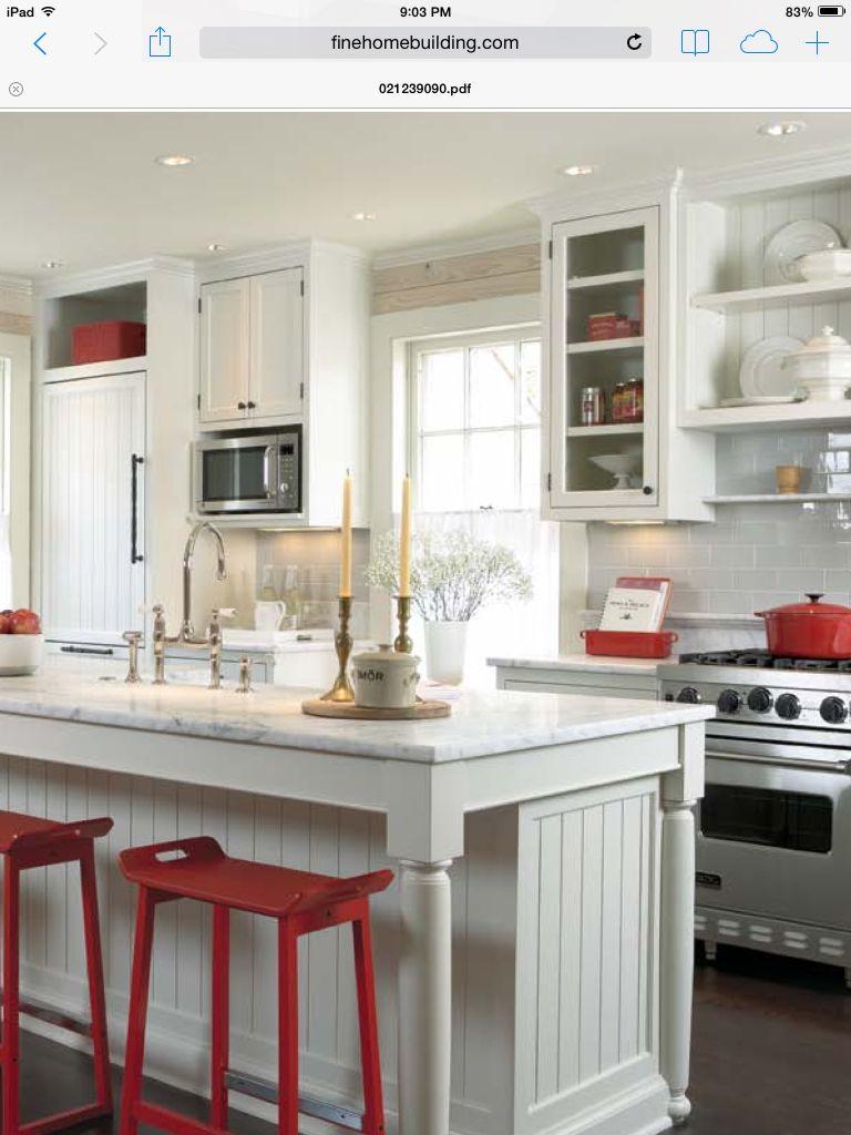 This us era kitchen embodies the same design ideas i want to