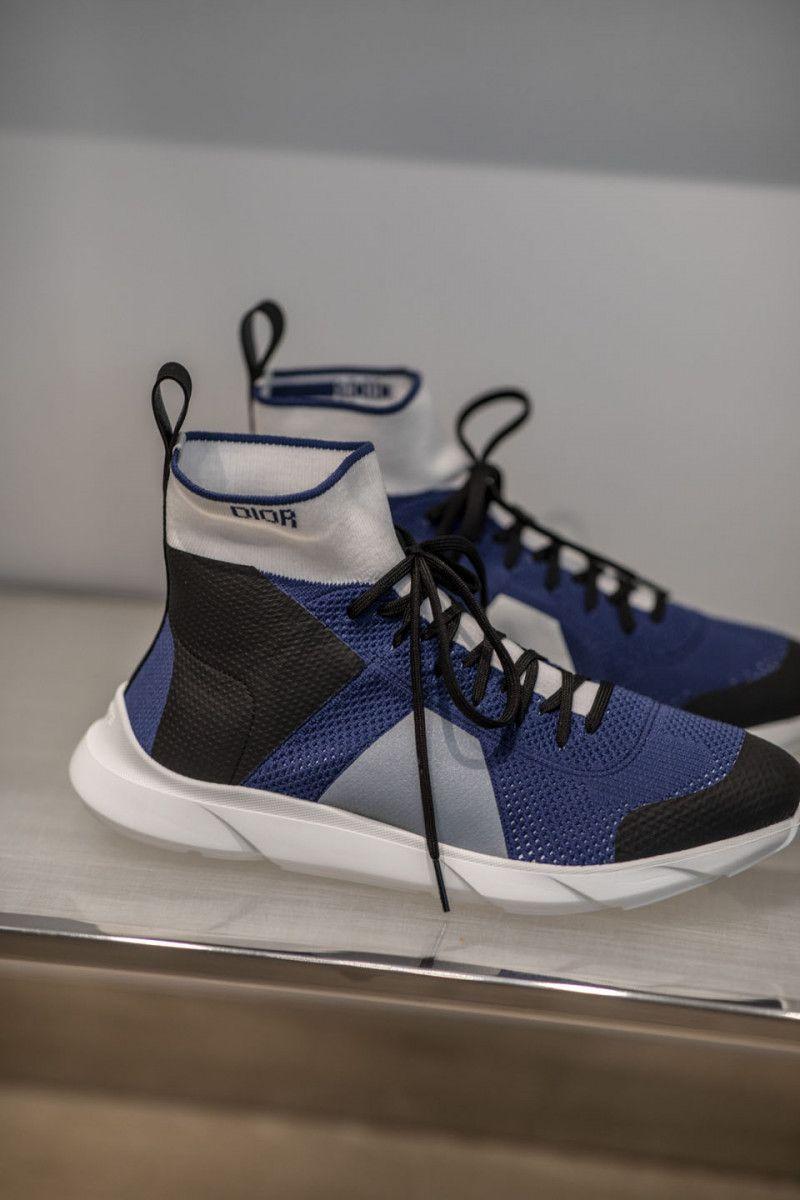 dd2f49de8b5 Dior's SS19 Sneakers: Take a Closer Look Here | Latest Fashion ...