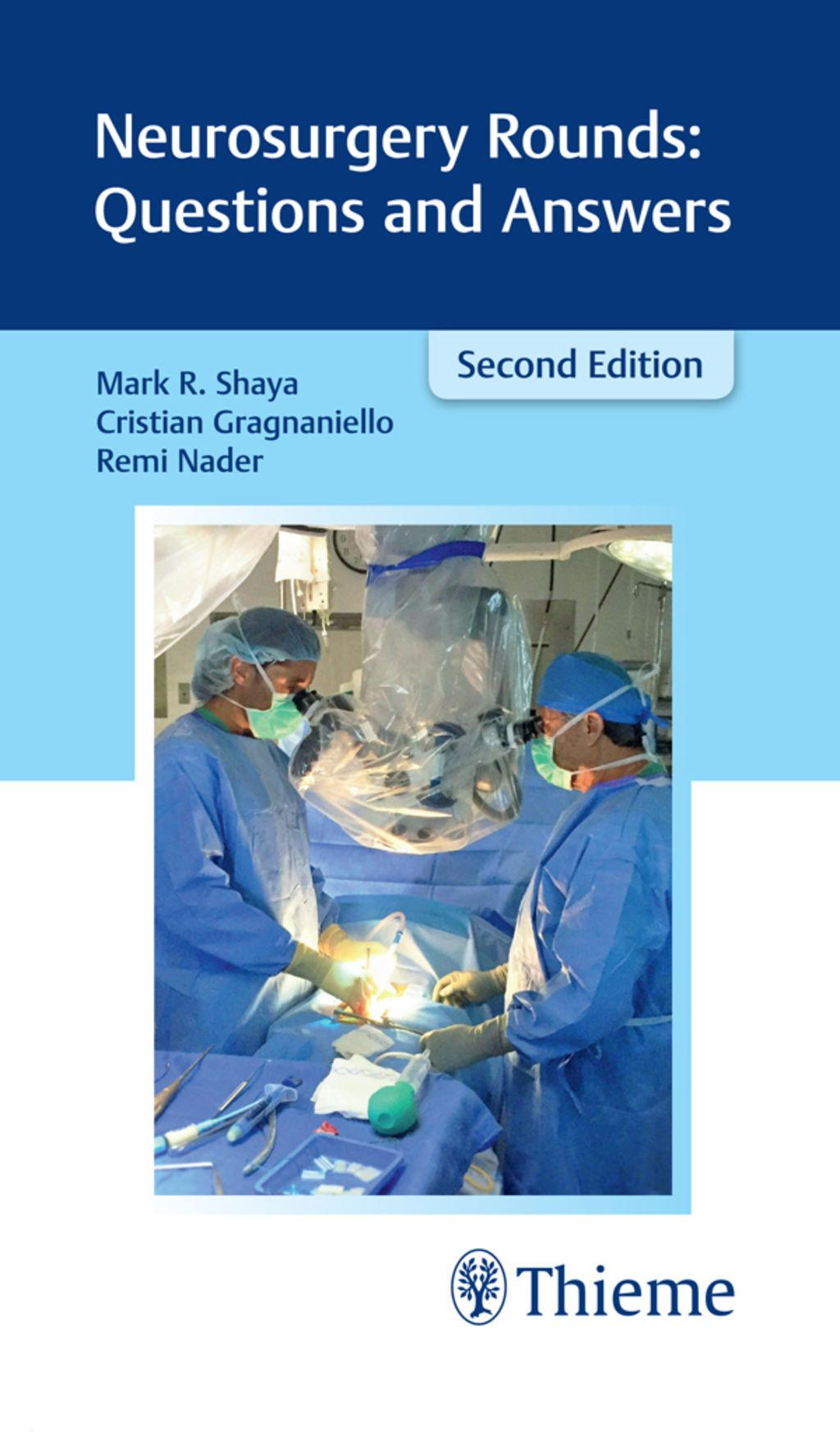 Neurosurgery Rounds: Questions and Answers (eBook) in 2019