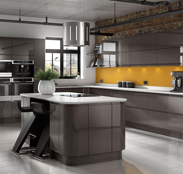 Graphite, Kitchens