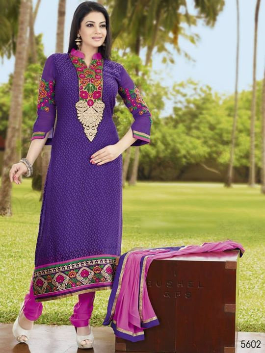 Fascinating Shalwar Kameez For Women By Natasha Couture (3)