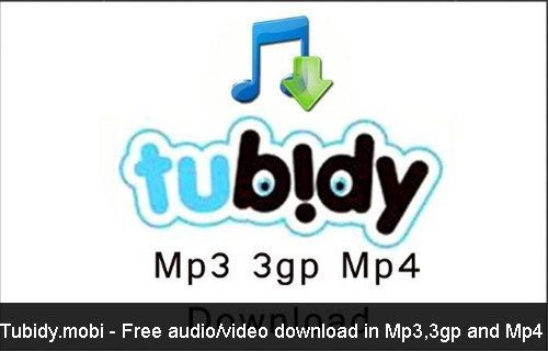 Tubidy.mobi Free MP3 Music Download on