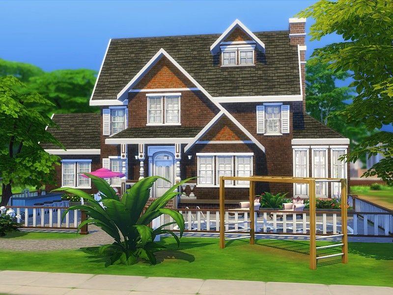 Rustle Wind is a lovely suburban house built on 30x20 lot