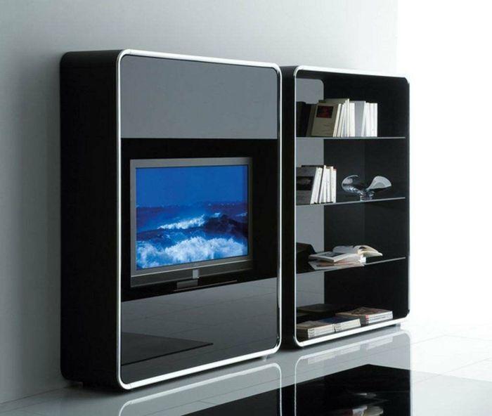 tv wohnwand tv wände mediamöbel Wohnideen Pinterest TVs and Wand - wohnideen tv wand