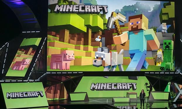 #Minecraft Conference To Attract 10K #gamers #youtubers http://gu.com/p/4ab8p/stw  @guardian by @stuartdredge #Minecon