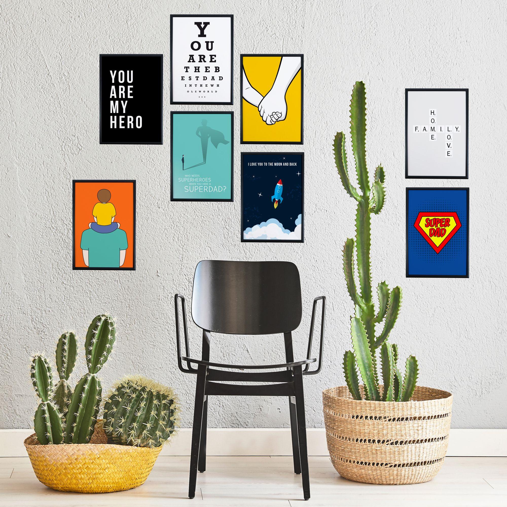 Poster Wall Art Bloompost Brievenbus Wanddecoratie Lijstjes Cadeau Muur Ideeen Brievenbus Wanden